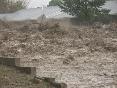 Alamogordo Flood