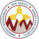 Logo of NM Department of Homeland Security and Emergency Management