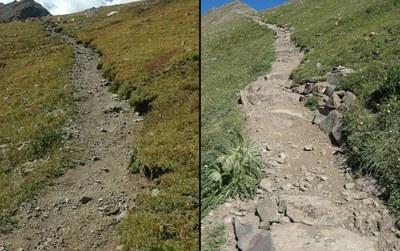 trail stabilization 1