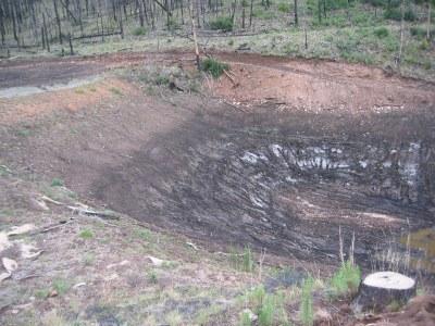 catchment basin cleanout 1