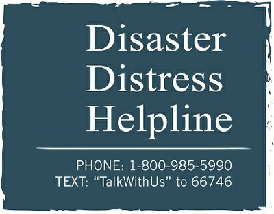 Disaster Distress Helpline Logo