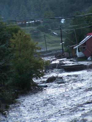 Mogollon Flooding