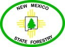 New Mexico State Forestry Logo