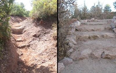 trail stabilization 2