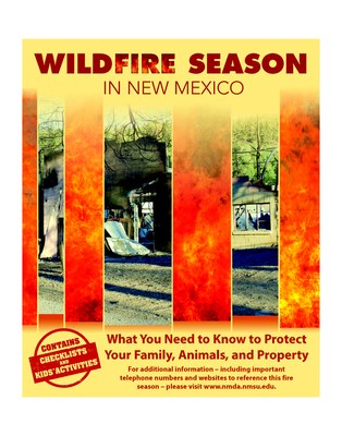 Wildfire Season in NM Cover