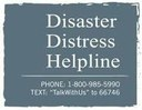 Disaster Distress Helpline