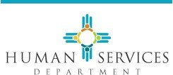NM Human Services Department Logo